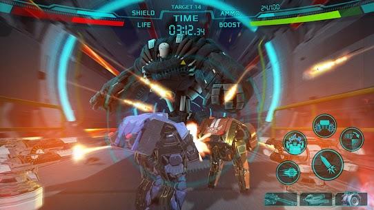 SquadflowM : Battle Arena 7
