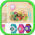 Bracelet Rubber Band icon