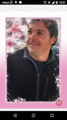 Floral photo Frames - screenshot
