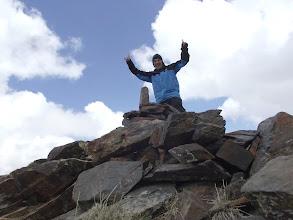 Photo: Un avant-cim del Pic de Noucreus (2.797 m)
