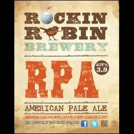 Logo of Rockin Robin Rpa