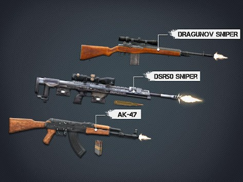 Yalghaar: Action FPS Shooting Game