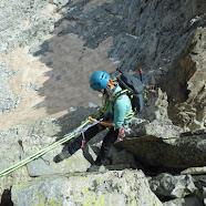 Fotos da ascensión ó Aneto pola aresta de Llosars, Val de Benás, parque de Posets – Maladeta (Pireneos), 5 de agosto de 2021