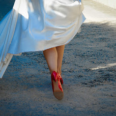 Wedding photographer isabelle robak (robak). Photo of 19.04.2015