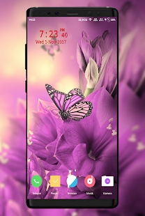 Butterfly Wallpaper - náhled