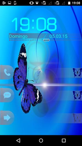 Butterfly Locker