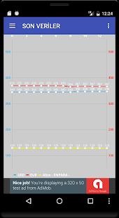 Exchange Monitor - náhled