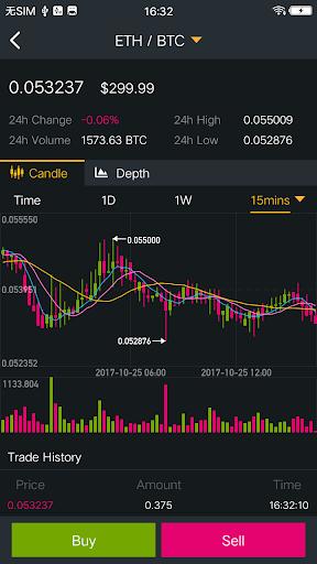 Binance - Cryptocurrency Exchange screenshot 3