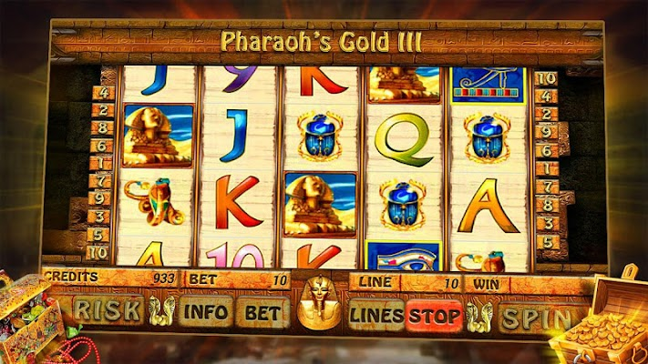 Pharaohs Gold 3 - screenshot