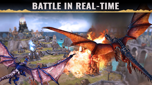 War Dragons APK screenshot thumbnail 2