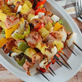 Teriyaki Pork Tenderloin Kabobs Recipes