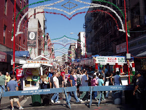 Photo: We went to Little Italy