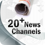 20+ News Channels Icon