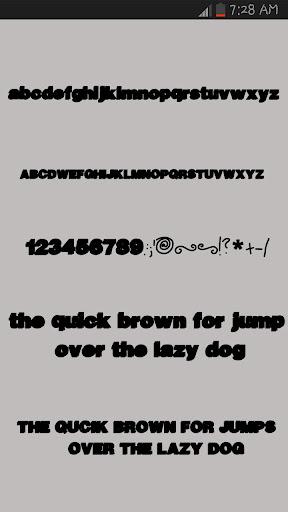 Fonts Free 3