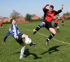Photo: 18/04/09 v Salvation Army (SIL2) 0-3 - contributed by Martin Wray