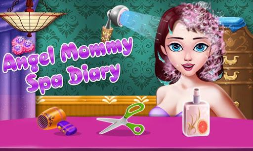 天使妈妈美容日记——精美装扮 孕期时尚设计沙龙