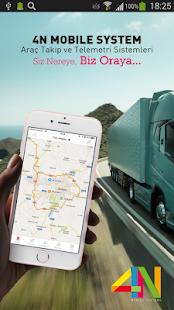 4N Mobile Takip Sistemleri - náhled