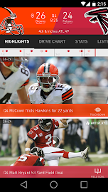 NFL Mobile Screenshot 3
