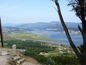 Photo: Desembocadura del río Miño