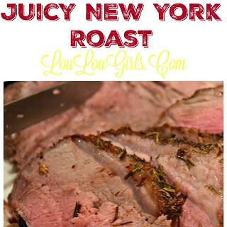 New York Roast.