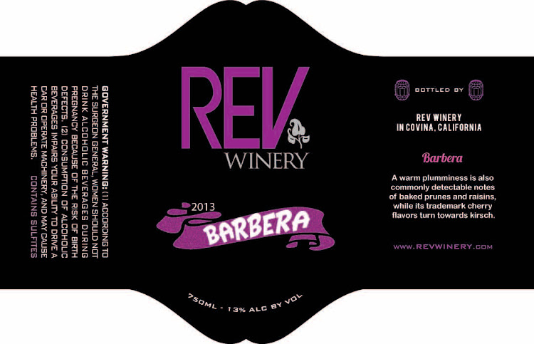 Logo for Rev Barbera