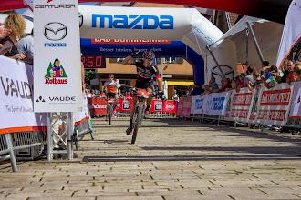 Photo: Tagessiger 5. und letzte Etappe und Gesamtzweiter: Jochen JochenKäss (Team Centurion VAUDE)