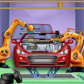 Car Builder Factory: Build Sports Vehicles Android APK Download Free By Mini Gamers Club