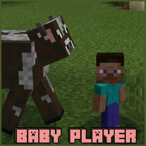 Addon Baby Player Mod for MCPE