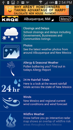 Download KRQE Weather on PC & Mac with AppKiwi APK Downloader