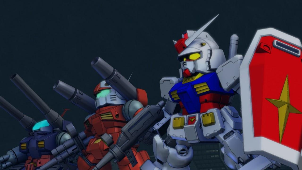 "[SD Gundam G Generation Genesis] เผยข้อมูลระบบสกิลและระบบใหม่ ""อาวุธติดเอฟเฟคท์"" พร้อมข้อมูล DLC 2017"