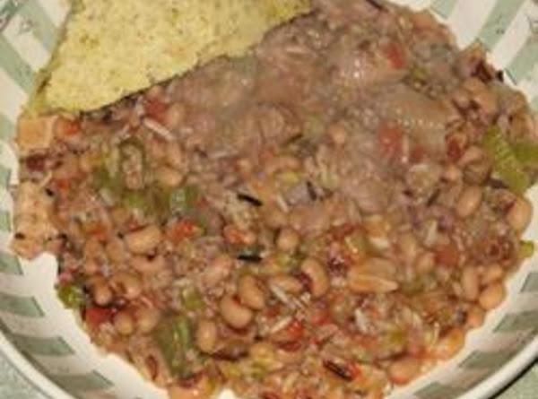 Fannie's Black Eyed Peas Recipe