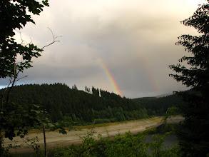 Photo: Jakże inne widoki niż w dolinach... Przeszła ulewa.