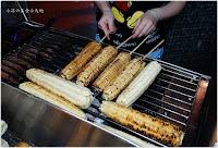 玉山碳烤玉米(古早味)