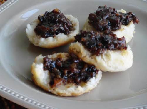 """Bacon Jam Spread """"This is amazing, even ate it on my chocolate..."""
