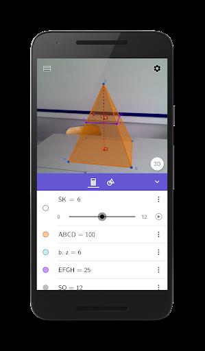 GeoGebra 3D Graphing Calculator 5.0.523.0 screenshots 6