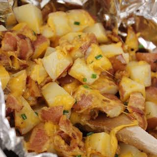 Cheesy Ranch Potatoes.