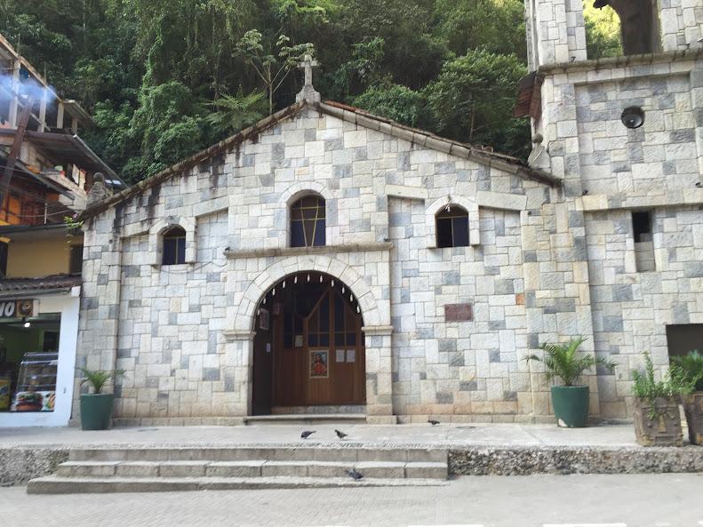 マチュピチュ村 教会