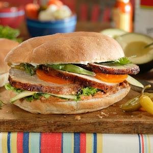 Pork Tortas (Sandwiches)