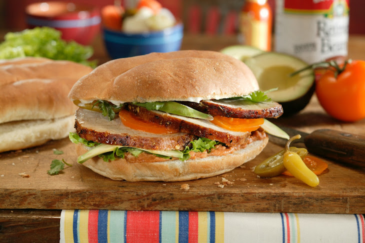 Pork Tortas (Sandwiches) Recipe