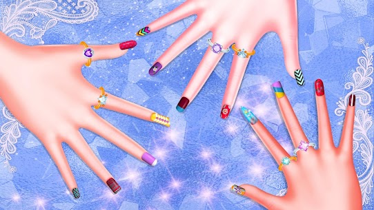 Beauty Nail Art Design: Girls Fashion Salon Apk Latest Version Download For Android 5