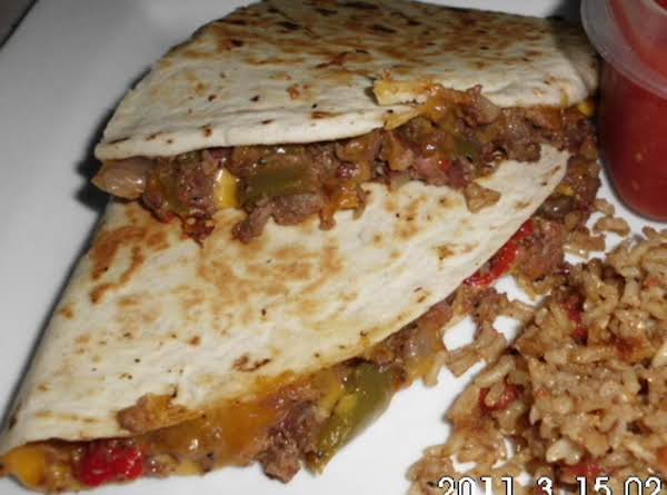Quesadillo To The Rescue Recipe