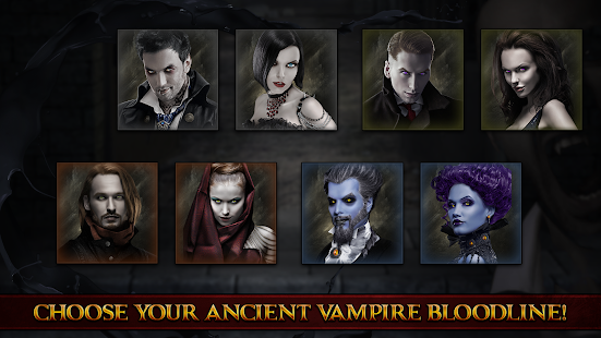Vampires Dark Rising- screenshot thumbnail