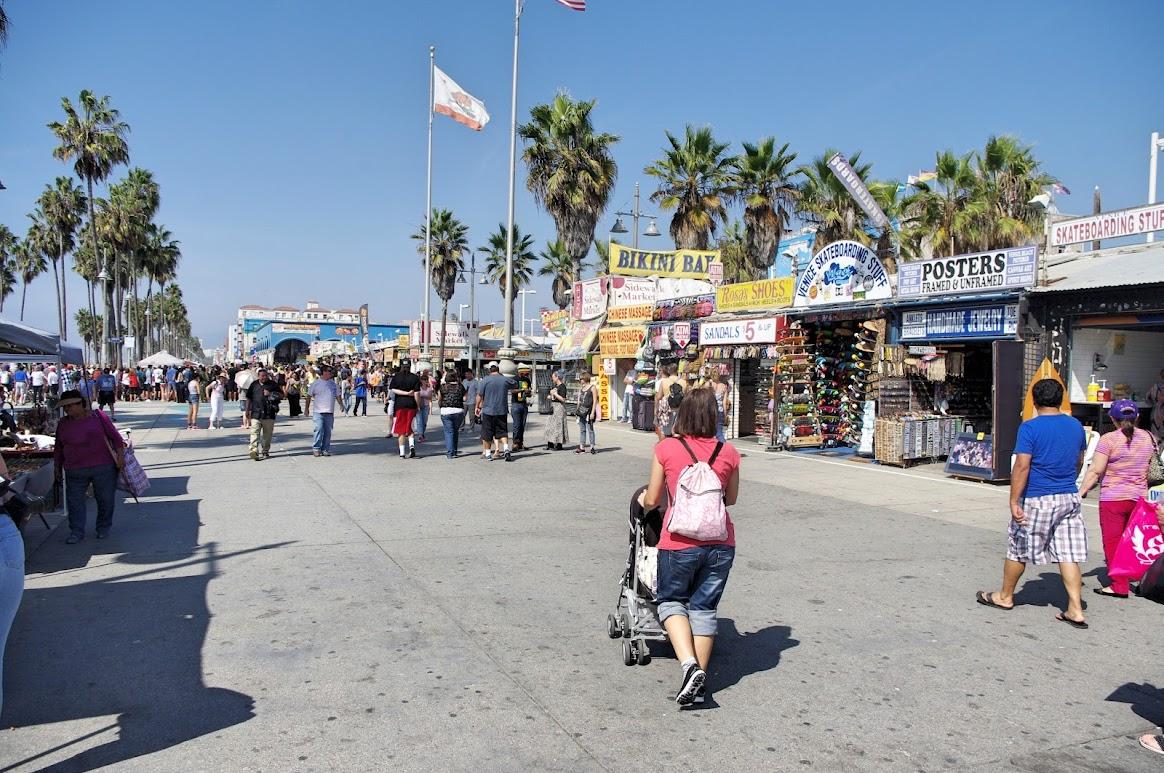 Los Ángeles, Venize Beach