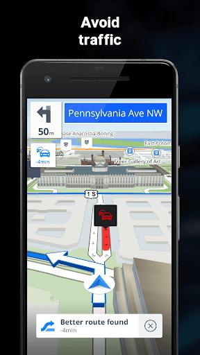 Sygic GPS Navigation & Offline Maps screenshot 4