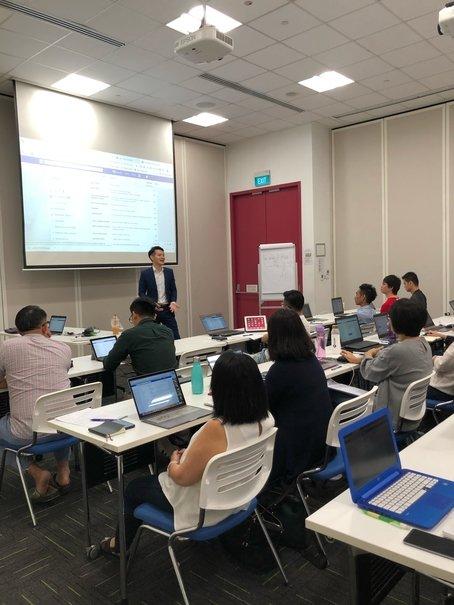Digital Marketing Consultant in Singapore, Benjamin Chong