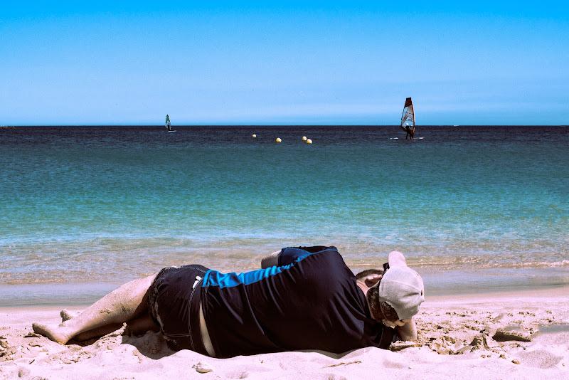 Relax vista mare di Miki Sarace