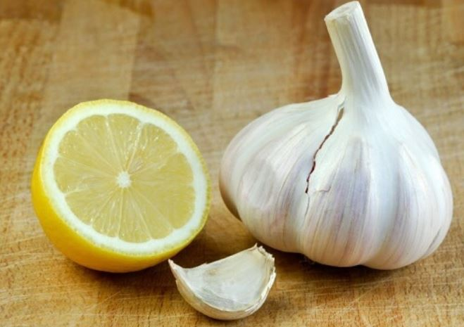Combining Garlic And Lemon Significantly Reduces Blood Pressure And Total Cholesterol