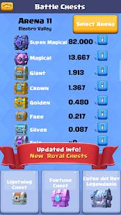 Probabilidades Royale - náhled
