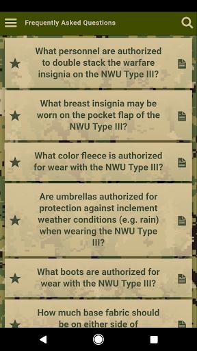 OPNAV Uniform Regulations Hack, Cheats & Hints | cheat-hacks com