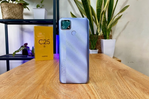 realme C25S Unboxing, First Impressions